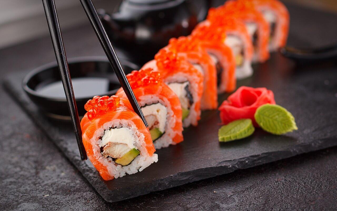 Какие суши самые вкусные